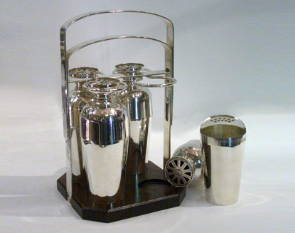 Foursome Cocktail Shaker