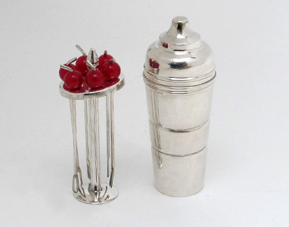 Miniature Cocktail Shaker